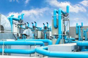 Hydraulic constructions